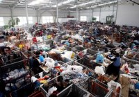 Wholesale of used textile goods
